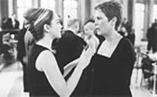 Lindsay Lohan and Jamie Lee Curtis in Freaky Friday