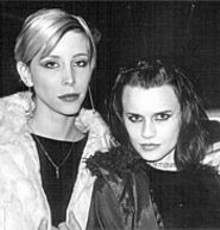 The ladies of Amphetamine