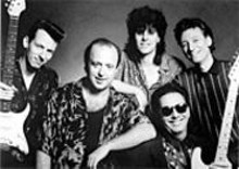 Texas roadhouse rock is served by the Fabulous Thunderbirds at the St. Charles Riverfest, Saturday, July 5.