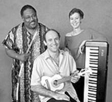Samba Bom Trio gonna rock ya.
