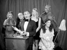 Because Hollywood wont give Lloyd Kaufman an Oscar, or any other kind of respect, he had to give himself one.