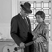 STEWART  GOLDSTEIN - Ron Himes and Linda Kennedy in Robert Johnson: Trick the Devil