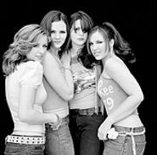 After nine years as a band, the Donnas have finally become real rock stars.