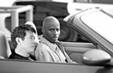 Jet Li and DMX in Cradle 2 the Grave