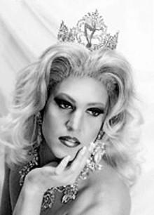 Miss Gay Missouri 2002 Erica Lee Foster