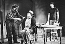 J. BRUCE SUMMERS - Walter Charles, Charles H. Hyman and Matthew Cody in The Drawer Boy