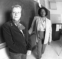 JENNIFER  SILVERBERG - Amy Hilgemann and Rochell Moore