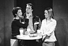 JERRY  NAUNHEIM - Joey Parsons, Todd Lawson and Rachel Sledd in The Shape of Things