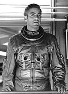 George Clooney in Solaris