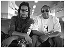 Yohimbe Brothers (Vernon Reid, left, and DJ Logic) - was a collaboration long in the making.