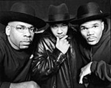 With Jam Master Jay's mixes behind them, Run-DMC brought the rap section of the record store from the back corner to the front.