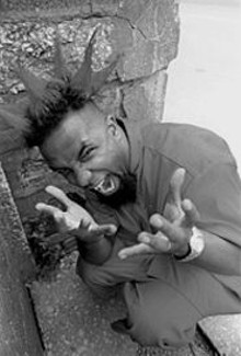 JAY  THORNTON - Behind Tech N9ne's easy smile and charismatic - personality lie the tears of a killer clown.