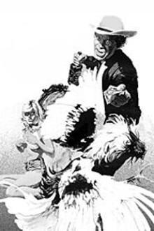 Warren Oates in Cockfighter