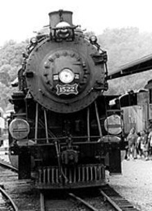 MUSEUM OF TRANSPORTATION - The Frisco 1522 locomotive will be operating at the celebration.