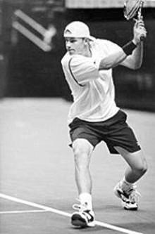 St. Louis Ace Andy Roddick