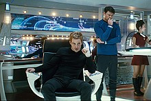 Set phasers on stunning: The reinvented Star Trek is a helluva ride.