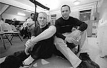 JENNIFER  SILVERBERG - Band Together directors Jeff Girard and Gary Reynolds