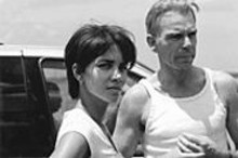 In Monster's Ball, Halle Berry and Billy Bob Thornton display volatile chemistry.