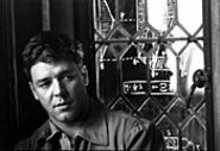 ELI  REED - In A Beautiful Mind, director Ron Howard places us inside the head of John Forbes Nash Jr. (Russell Crowe) until we feel as dizzy and baffled as the tormented genius.