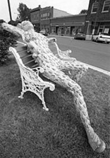 "JENNIFER  SILVERBERG - People figures scattered over 12 counties was just nonsense, as evidenced by Connie Mielke's ""Summer Daze,"" which blighted poor, unsuspecting O'Fallon, Ill."