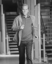 Kiefer Sutherland in 24.