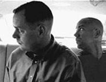Frank (left) and John Navin of the Aluminum Group