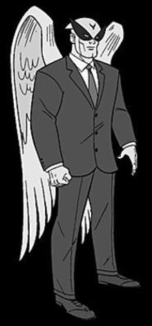 CARTOON  NETWORK - The Birdman cometh