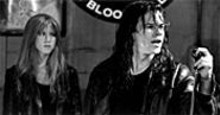 Jennifer Aniston and Mark Wahlberg in Rock Star