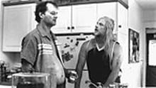 Frank (Bill Murray) and Bob (Chris Elliott) in Osmosis Jones