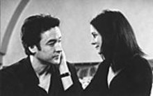 John Cusack and Julia Roberts in America's Sweethearts, a romance as heartfelt as a sitcom