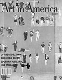 "Art in America's July issue features ""Art under the Arch,"" an overview of the local art scene that begins with the Arch and ends with the Arch."