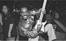 """JON  FREEMAN/GETTY - Ike in 1993 at a San Diego nightclub: """"The mistake I made was those years I was away, scared to go play."""""""
