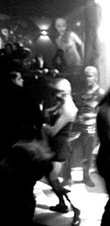 JENNIFER  SILVERBERG - Fetish Night at Galaxy