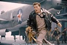 Hotshot pilot Rafe McCawley (Ben Affleck) races to mediocrity in Pearl Harbor.