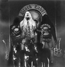 WILLIAM  HAMES - Leather, chains, big dogs, denim, skulls, guitars and one righteous bad-ass of a guitarist, Mr. Zakk Wylde.