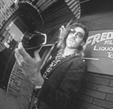 MARK  GILLILAND - Fred Friction of Frederick's Music Lounge