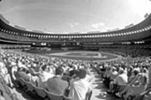 JENNIFER  SILVERBERG - Busch Stadium, 2001 home opener
