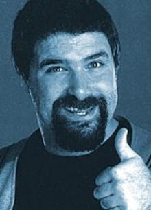 WWF wrestler Mankind