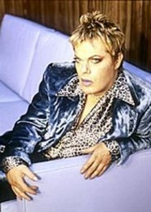 RANDEE ST. NICHOLAS - Eddie Izzard is both action transvestite and the funniest man in or out of a gown.