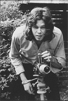 Nick Drake in the early '70s.