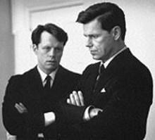 Bruce Greenwood as JFK in Thirteen Days