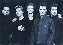MARK  SELIGER - 'N Sync: Both live and Memorex.