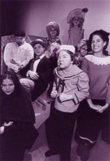 JENNIFER  SILVERBERG - Popeye the Sailor