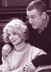Blythe Danner and Robert De Niro in  Meet the Parents