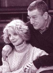 Blythe Danner and Robert De Niro in  Meet the Parents