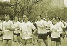 The 2000 Spirit of St. Louis Marathon offers a new course and associated events at the Family Fitness Weekend.
