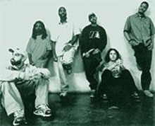 Along with Black Star, Dead Prez and those deeper below the surface, Jurassic 5 are the leaders of the next school, a movement of artists who see rap as a tool for linear cultural improvement and progression.