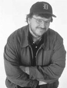 """""""I don't consider myself an activist,"""" says Michael Moore. """"I consider myself to be a citizen of a democracy."""""""