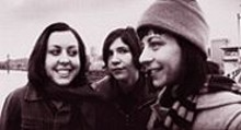 MARINA  CHAVEZ - Sleater-Kinney matter because they rock in an intelligent, memorable, uncompromising way, not because they're women, not because they're feminists, not because they've got some important political message to impart.