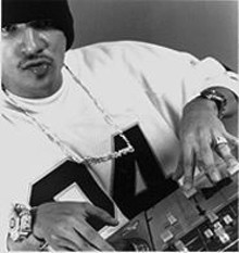Mix Master Mike: He can make a record burp obnoxiously; even better, he can make it sigh and whimper.